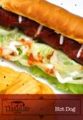 Hot Dog Title P