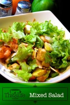 MIxed Salad P