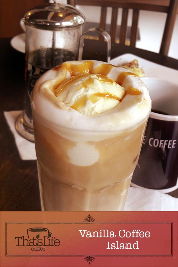 Vanilla Coffee Island P