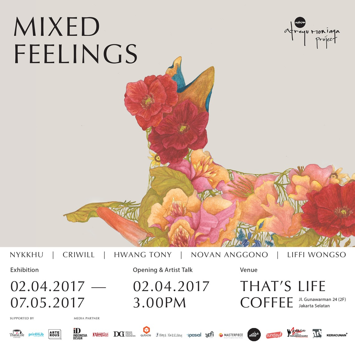 Mix Feel Main Flyer